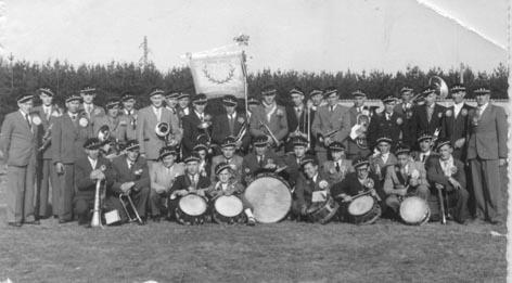 Harmonie Eigen Volk Viversel beginjaren 1940-2