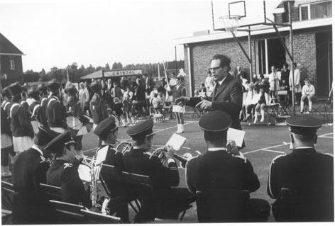 Harmonie Eigen Volk Viversel beginjaren 1960