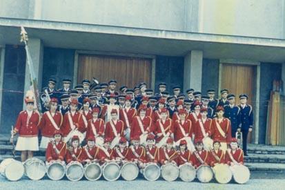 Harmonie Eigen Volk Viversel beginjaren 1960-3