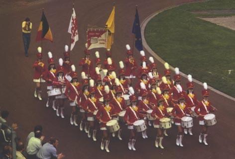 Harmonie Eigen Volk Viversel beginjaren 1980
