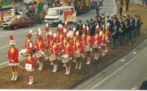 Harmonie Eigen Volk Viversel beginjaren 1980-2
