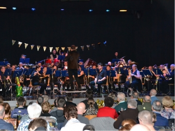Nieuwjaarsconcert 'Bedankt Jan' 2020 foto2