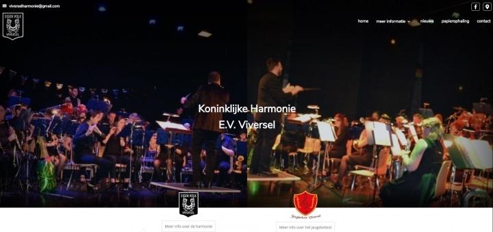 Nieuwe website !